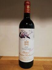 Vin - Bordeaux - Château Mouton Rothschild - 1996