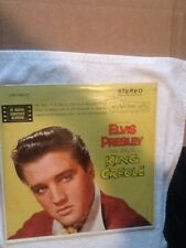 "LP ""King Creole"" (Original Soundtrack Recording)-Elvis Presley-RCA#LSP-1884(e)"
