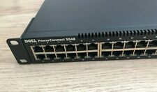 Dell PowerConnect 5548 with Brackets Dell 48-Port Managed Gigabit Switch