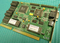 1992 Diamond Computer System SpeedSTAR 24 High Color Tseng Lab ISA VGA videocard