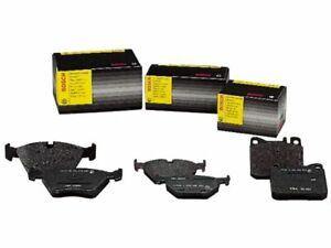 For 2018-2019 GMC Terrain Brake Pad Set Rear Bosch 61251MB