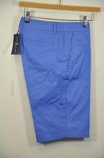 "NWT Women's Ralph Lauren Golf, Cayla Stretch Twill Shorts. Size 6. Inseam11"""