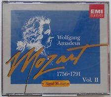 Wolfgang Amadeus MOZART: Signé Mozart 1756-1791 Vol II [2CD] EMI Classics Import