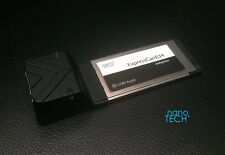 NEW 2 Port eSATA II ExpressCard 34 Adapter For Apple MacBook Pro *3Gbps