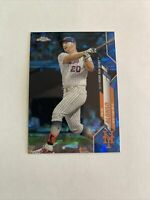 2020 Topps Chrome Update Series Sapphire Edition Pete Alonso U-148