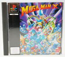 MegaMan X3 | Sony PlayStation 1 PS1 | komplett in OVP | gut