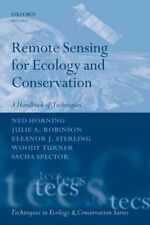Remote Sensing for Ecology and Conservation A Handbook of Techn... 9780199219957