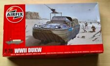 Airfix 02316   WWII  DUKW    1/76 scale.