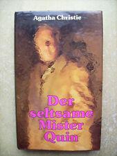 Der seltsame Mister Quin von Agatha Christie