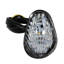 Motorcycle Turn Signal LED Light 1 Pair Amber LED Turn Signal Light Indicator