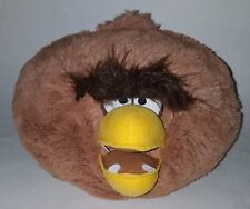"Chewbacca Star Wars Angry Birds Plush Stuffed Animal Toy Big 12"" Tall 8"" Wide"