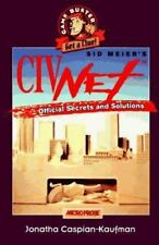 Sid MEIER'S CIVNET Official Secrets & Solutions (Prima die Geheimnisse der Spiele)