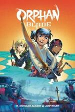 Orphan Blade by M. Nicholas Almand TPB Graphic Novel