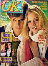 OK! 1977: DOUCHKA_MICHEL SARDOU_SANTA ESMERALDA_SACHA DISTEL_FRANCOIS BERNHEIM