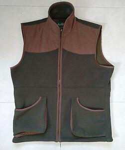 Alan Paine Aylsham Men's Shooting Gilet Waistcoat Hunting Shooting RRP £94.95