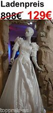 Robe de mariée bal 36 38 40 déguisement carnaval PRINCESSE NEUF