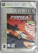 OCCASION complet jeu FORZA 2 MOTORSPORT classics xbox 360 microsoft francais PAL