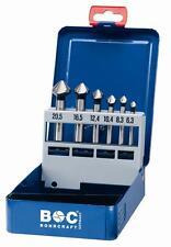 Kegelsenkersatz 6,3 - 20,5mm , 90° , 6-teilig , HSS-Co für VA , Senker