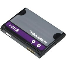 100% Original Blackberry Bateria F-m1 Para Blackberry Pearl 8100 9100 3g, 9105
