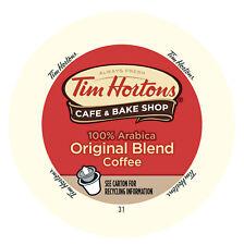 Tim Hortons Single Serve Coffee for Keurig Brewers - Original Blend, 48 Ct