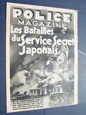 Police 1936 314 SANTERRE VRéLY ROSIèRES HARBONNIèRES BERNY
