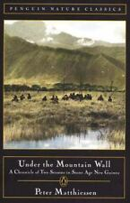 Under the Mountain Wall by Peter Matthiessen - Like New, Paperback