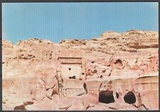 Jordanien Jordan used Post Card Postkarte Bauwerk building Amman  [cm598]