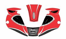 MILLER digital ELITE titanium  WELDING HELMET DECAL STICKER jig welder power ran