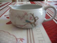 Petite saucière - décor oiseau