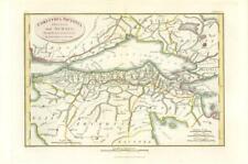 1817 Antique MAP CORINTHIA SICYONIA PHLIASIA ACHAIA Ancient GREECE (20)