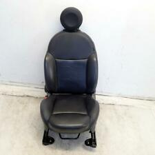 Leather Seat Front Left (Ref.1200) Fiat 500 1.2