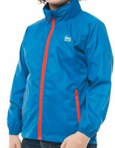 Mac in a Sac Original Kids Waterproof Packaway Jacket Target Dry New RRP £22