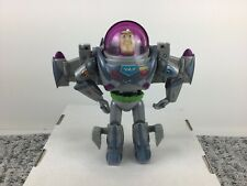 "Toy Story Buzz Lightyear Gray Mega Morpher Transformer 8"" Figure"