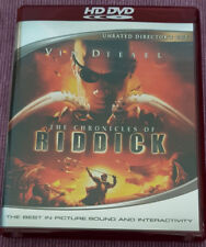 The Chronicles of Riddick - Vin Diesel - (HD-DVD, 2007)