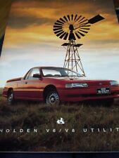 Holden Adventra CX8 /& LX8 Brochure Booklet Genuine Memorabilia New