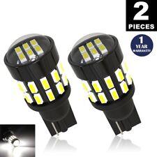 LUYED 2 X 360 Lumens T10 W5W 194 168 2825 Led Bulbs,Xenon White