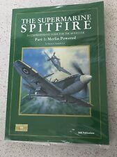SUPERMARINE SPITFIRE. MODELLERS DATAFILE 3. PART 1. HUMPHREYS. 2000 1st EDITION