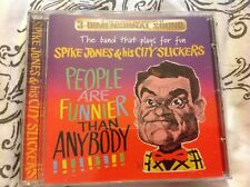 People Are Funnier Than Anybody: The band that plays for fun CD (1999)