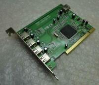 NEC 1PC-U20PC5N-04 USB 2.0 PCI USB Adapter Card with Antenna