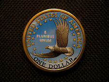 2000 Sacagawea Sac Dollar(1 Coin)