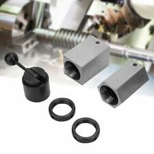 High Quality New 5c Collet Block Set Square Hex Rings Amp Collet Closer