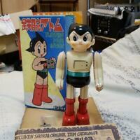 Vintage Astro Boy Tinplate Vintage Toy Retro Rare from JAPAN