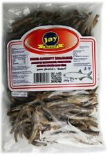 Dried Anchovy (Headless) - 200g (Free UK post)