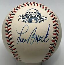 Lou Brock Autographed Signed 2009 All Star Game Baseball St Louis Cardinals