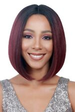 MLF-138 APRIL - BOBBI BOSS SYNTHETIC SWISS LACE FRONT WIG