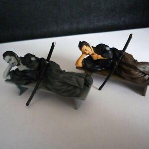 KAIYODO FIGURE AKIRA KUROSAWA TOSHIRO MIFUNE BOUNCER POSING FIGURE 2TYPES SET