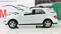 Scale car 1:43, Mercedes-Benz ML 500