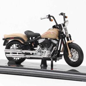 maisto 1:18 Harley FLSTSB Cross Bones 2008 Softail bike Diecast motorcycle model