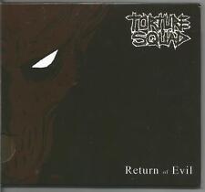 TORTURE SQUAD Return Of Evil CD 2016 w/ 2 bonus enhanced