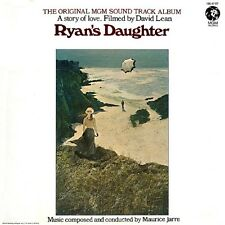 ORIGINAL SOUNDTRACK Ryan's Daughter 1970 USA Vinyl LP EXCELLENT CONDITION OST